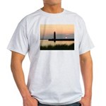 .Muskegon Breakwater Light. Light T-Shirt