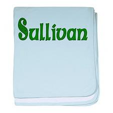 Sullivan Family baby blanket
