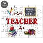 Teachers Do It With Class Puzzle