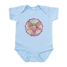 Wildflower Fairy Watercolor Fantas Infant Bodysuit