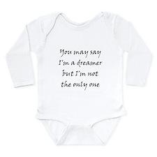 Imagine Long Sleeve Infant Bodysuit