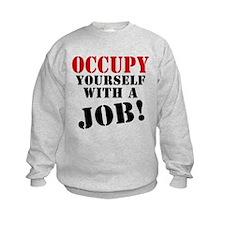 Occupy Yourself Sweatshirt
