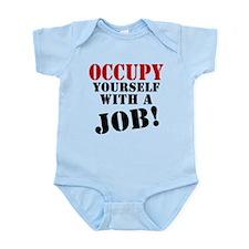 Occupy Yourself Infant Bodysuit