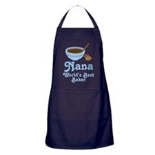 Nana Baking Kitchen Apron Gift