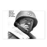 George Patton Postcards (Package of 8)
