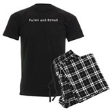Paleo and Proud - White Pajamas