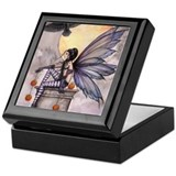 Autumn Raven Keepsake Box