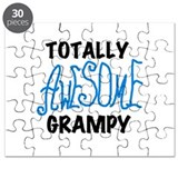 Totally Awesome Grampy Puzzle