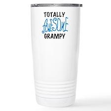 Totally Awesome Grampy Travel Mug