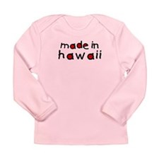 Hawaii Long Sleeve Infant T-Shirt