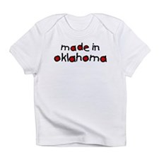 Unique Made in oklahoma Infant T-Shirt