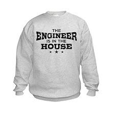Funny Engineer Sweatshirt
