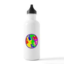 Gluten free Sports Water Bottle