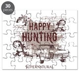 SUPERNATURAL Happy Hunting re Puzzle