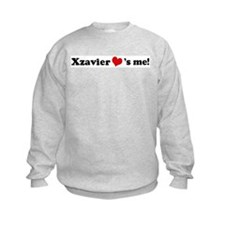 Xzavier loves me Sweatshirt