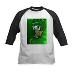 treefrog I Kids Baseball Jersey