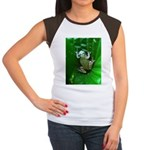 treefrog I Women's Cap Sleeve T-Shirt
