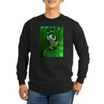 treefrog I Long Sleeve Dark T-Shirt