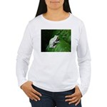 treefrog III Women's Long Sleeve T-Shirt