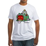 PeRoPuuu7 Fitted T-Shirt