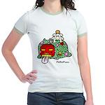 PeRoPuuu7 Jr. Ringer T-Shirt