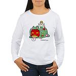 PeRoPuuu7 Women's Long Sleeve T-Shirt
