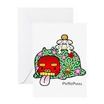 PeRoPuuu7 Greeting Card