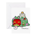 PeRoPuuu7 Greeting Cards (Pk of 20)