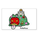 PeRoPuuu7 Sticker (Rectangle 50 pk)