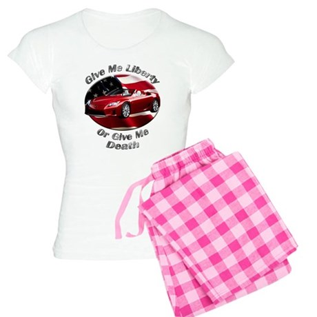 Lexus LFA Roadster Women's Light Pajamas
