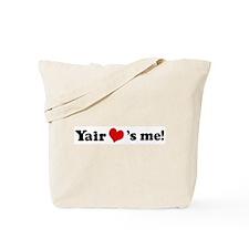 Yair loves me Tote Bag