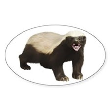 Honey Badger Bumper Stickers