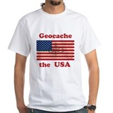Geocache the USA Shirt