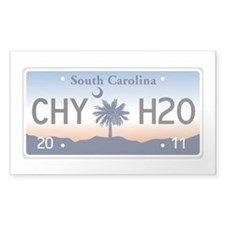 Chilly Water Decal