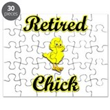 Retired Chick Puzzle
