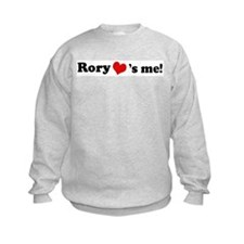 Rory loves me Sweatshirt