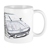 Toyota Mr2 Mug