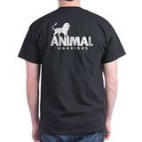 Animal Warriors T-Shirt (Logo on Back)