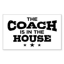 Funny Coach Decal