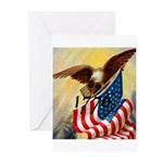 1776 SPIRIT OF™ Greeting Cards (Pk of 20)