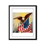 1776 SPIRIT OF™ Framed Panel Print
