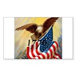 1776 SPIRIT OF™ Sticker (Rectangle 10 pk)