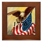 1776 SPIRIT OF™ Framed Tile