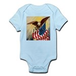 1776 SPIRIT OF™ Infant Bodysuit