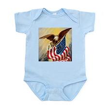 1776 SPIRIT OF™ Infant Bodysuit