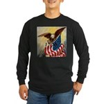 1776 SPIRIT OF™ Long Sleeve Dark T-Shirt
