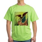 1776 SPIRIT OF™ Green T-Shirt