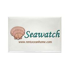 Seawatch Rectangle Magnet