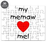 My memaw loves me Puzzle
