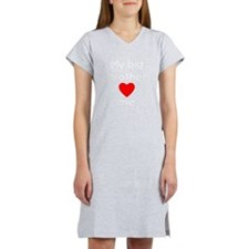 My big brother loves me Women's Nightshirt